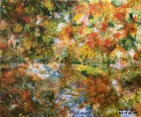 Mei Lin Chou-99 L'autunno秋 - Le quattro stagioni - Antonio Vivaldi
