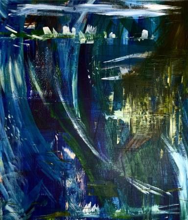 Borechu-深藍印象與藻類