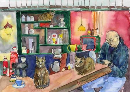 葛拉娜-Old Cafe