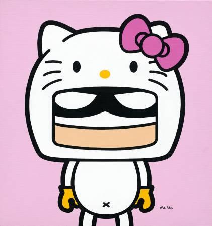 蔡忠和-kitty超人