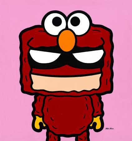 蔡忠和-Elmo超人