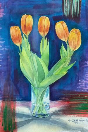葛拉娜-Tulips