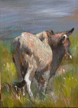 胡志誠-印象1牛