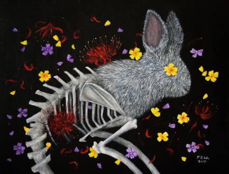 P.S Wu-美麗的死亡--兔子
