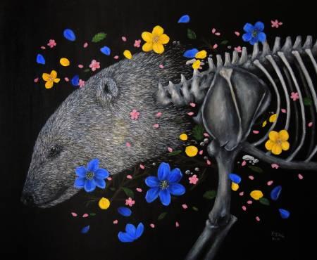 P.S Wu-美麗的死亡--北極熊