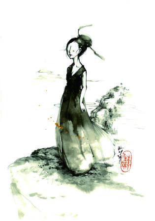 希沁-回望 (含框)