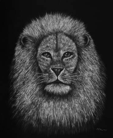P.S Wu-哭泣的獅子 Crying Lion