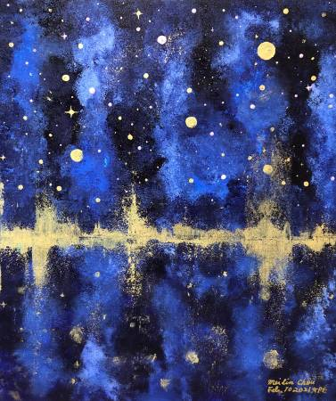 Mei Lin Chou-106 Starry Night