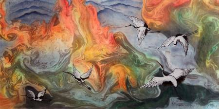 吳秀芳-飛越火焰山-16