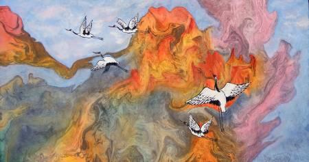 吳秀芳- 飛越火焰山-33