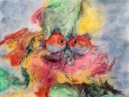 吳秀芳-神仙之吻