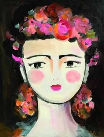 張惠情-玫瑰人生
