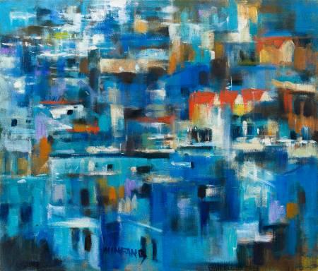 陳民芳(Minfang)-湛藍的住所