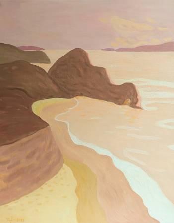 楊玉金-溫柔的海岸