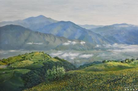 喬瑟夫-六十石山清晨
