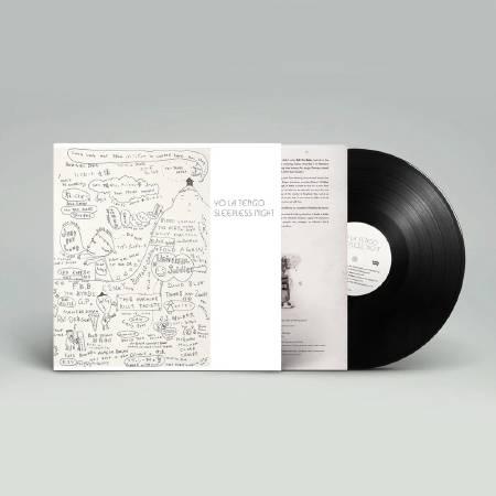 多納藝術-奈良美智x Yo La Tengo 黑膠唱片 Sleepless Night