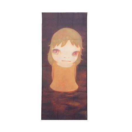 多納藝術-奈良美智 手巾 Yoshitomo Nara Tenugui Hand Towel