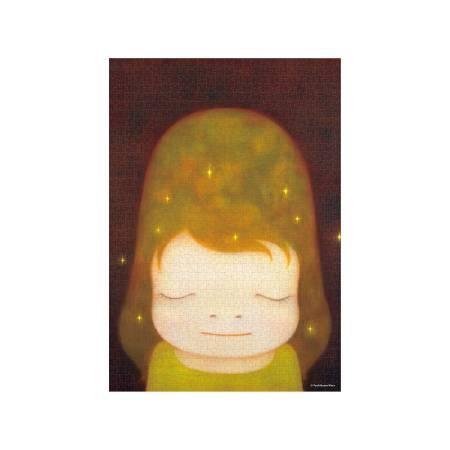 多納藝術-奈良美智拼圖 The Little Star