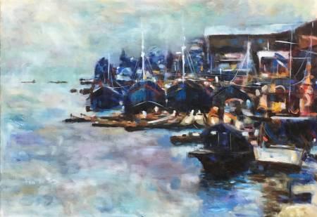 徐素惠-藍色船歌
