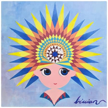 薇薇安-四季守護花神-正月-梅花-堅貞、高雅