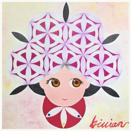 薇薇安-四季守護花神-四月-牡丹-雍容華貴