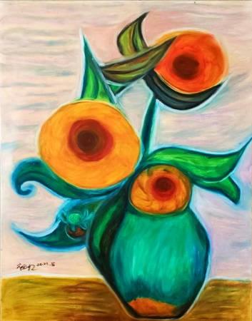林星伊-向日葵