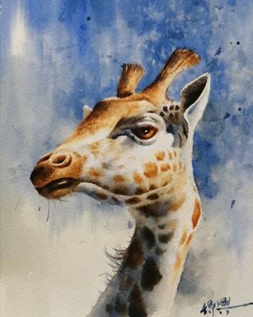 劉得興-長頸鹿