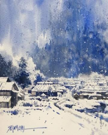 劉得興-冬雪