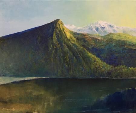 麥朵赫-湖峰圖