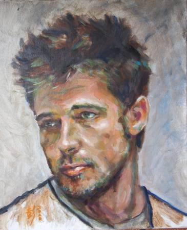 彭滂沱-Brad Pitt