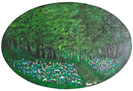 紀丹瓈-森林