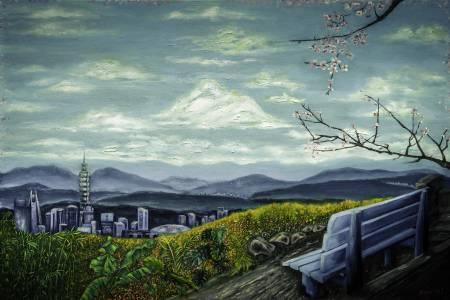 Irene W-My Home Town, Taipei 我的鄉城,台北