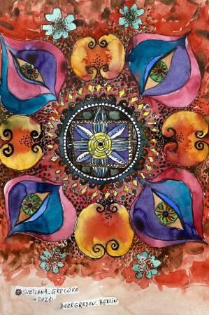 葛拉娜- Mandala 1