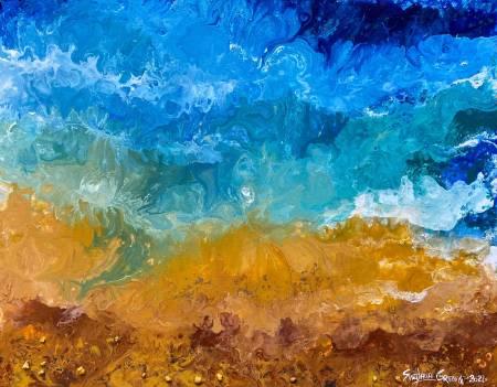葛拉娜-Ocean of love
