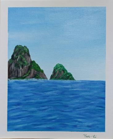 紀丹瓈-小島