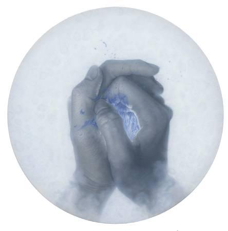 110年「璞玉發光-全國藝術行銷活動」得獎者作品線上展售-手中的微光I