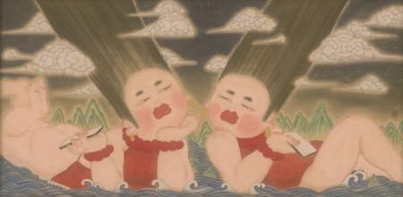 110年「璞玉發光-全國藝術行銷活動」得獎者作品線上展售-相看兩不厭