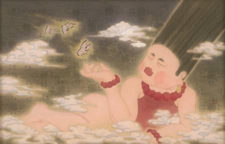 110年「璞玉發光-全國藝術行銷活動」得獎者作品線上展售-夢蝶