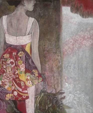 110年「璞玉發光-全國藝術行銷活動」得獎者作品線上展售-等待