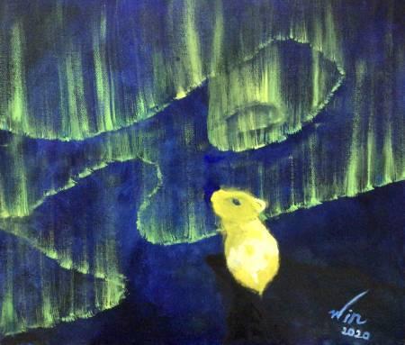 Win-極光黃金鼠