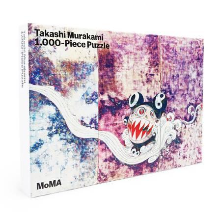 多納藝術-村上隆 益智拼圖 Takashi Murakami 1000-piece puzzle