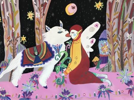 黃馨-愛是某種無聲接近親吻的顏色