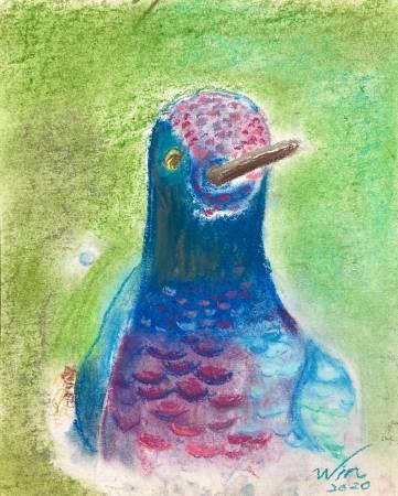 Win-指頭鳥