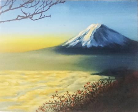 千景-富士山景