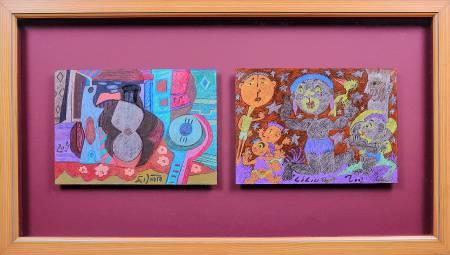 劉麗-無題 / 跳著舞的母 親Untitled 2004, Dancing Mother 2002