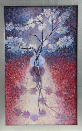 葛拉娜-透光的花束 Bouquet in the light