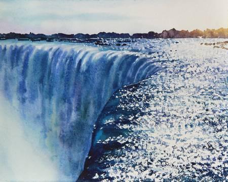 葛拉娜-Waterfall