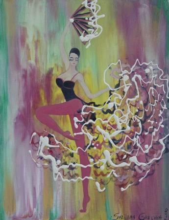 葛拉娜-Spanish dance