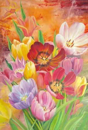 葛拉娜-鬱金香花束 Tulips bouquet