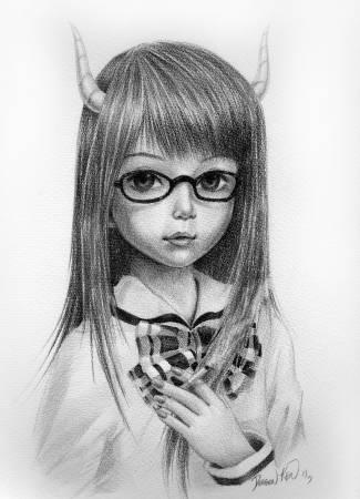 鄧子健 -Miss Evil魔鬼小姐